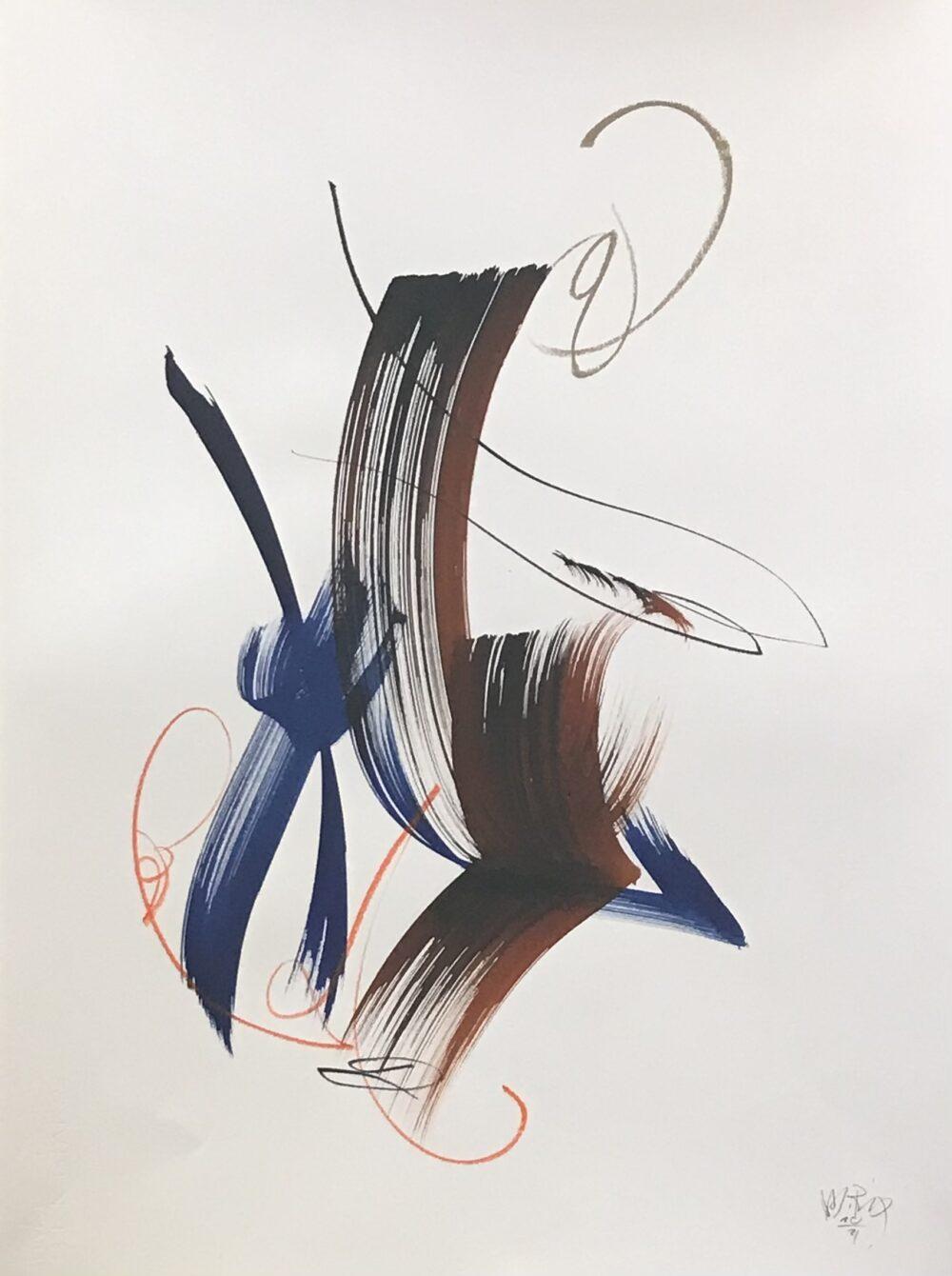 Mette Rix - Papir arbejder